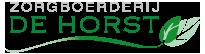 Zorgboerderij de Horst Logo